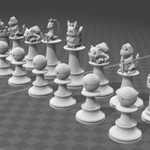figurki-szachów-pokemony